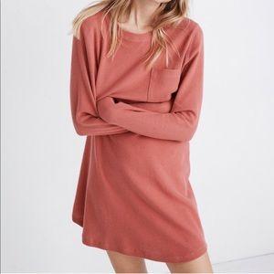 Madewell Honeycomb Pajama Dress